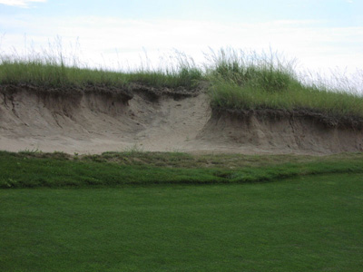 a bunker at Wild Horse